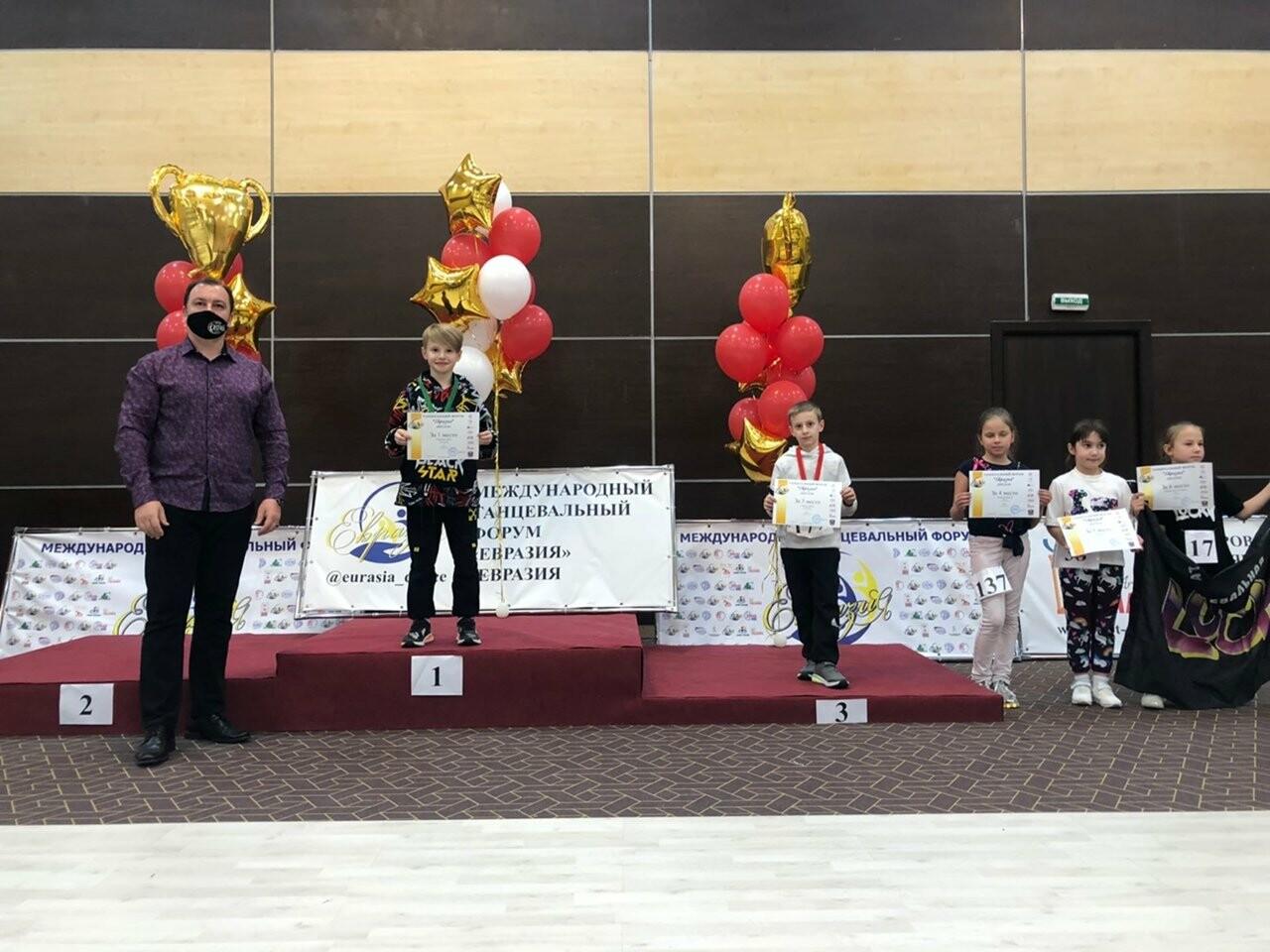 Танцоры из Новошахтинска привезли награды престижных соревнований, фото-4
