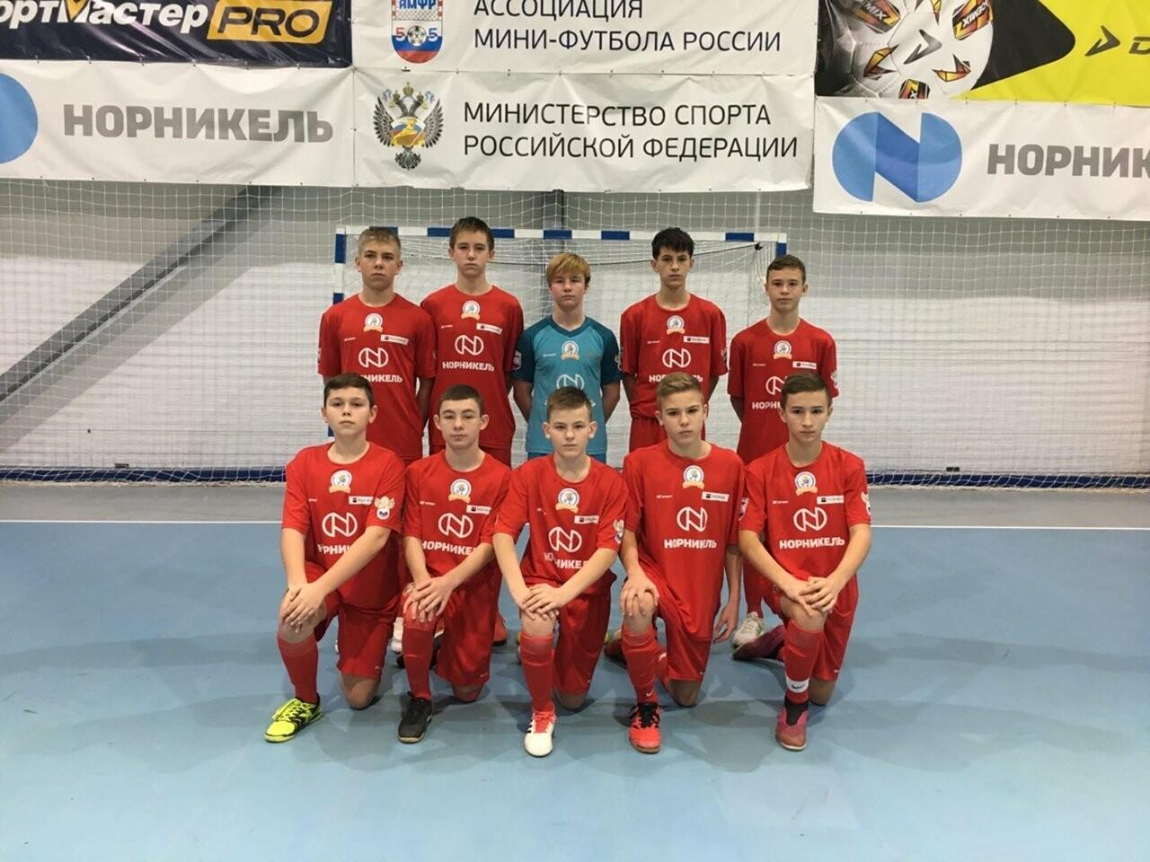 Футболисты из Новошахтинска  стали победителями XVII Всероссийского турнира , фото-1