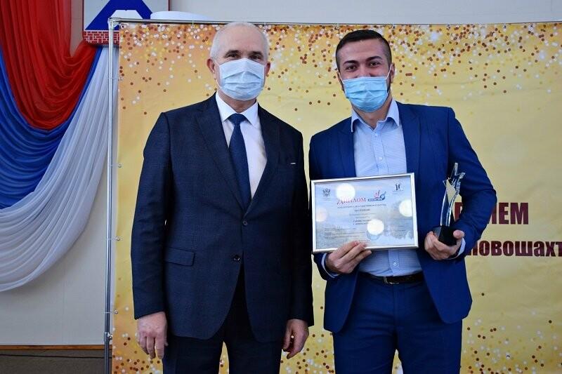 Глава администрации вручил награды отличившимся жителям Новошахтинска, фото-5
