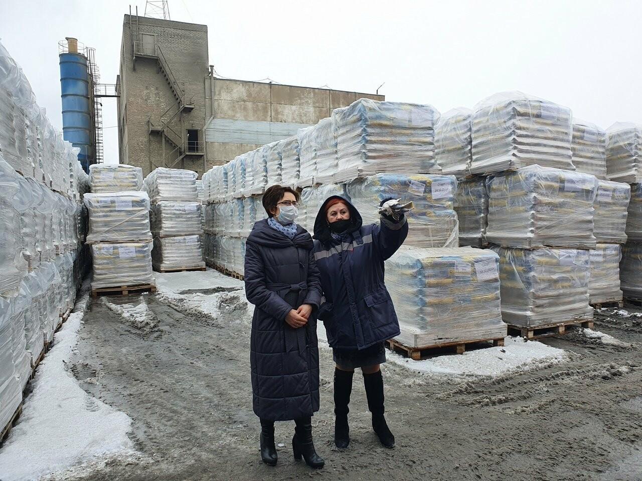 С рабочим визитом заместитель Главы Администрации города посетила новошахтинское предприятие, фото-3