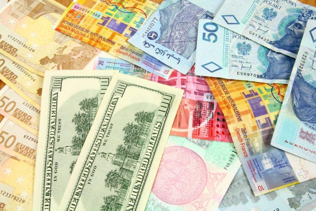 Редкие, экзотические валюты, фото-1