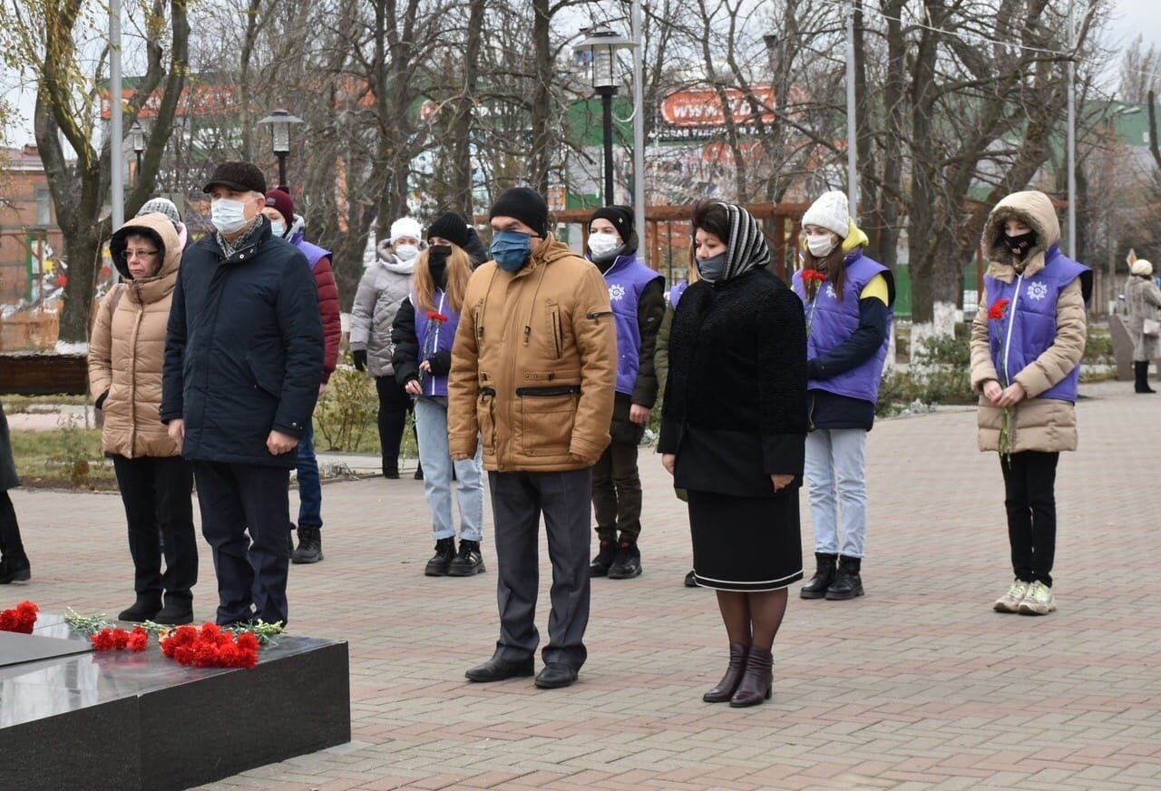 В Новошахтинске почтили память неизвестного солдата , фото-2