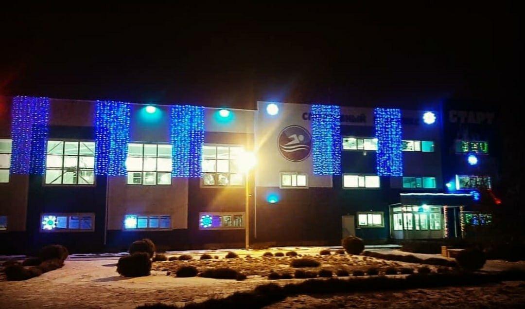 Новошахтинск преобразился к новогодним праздникам , фото-4