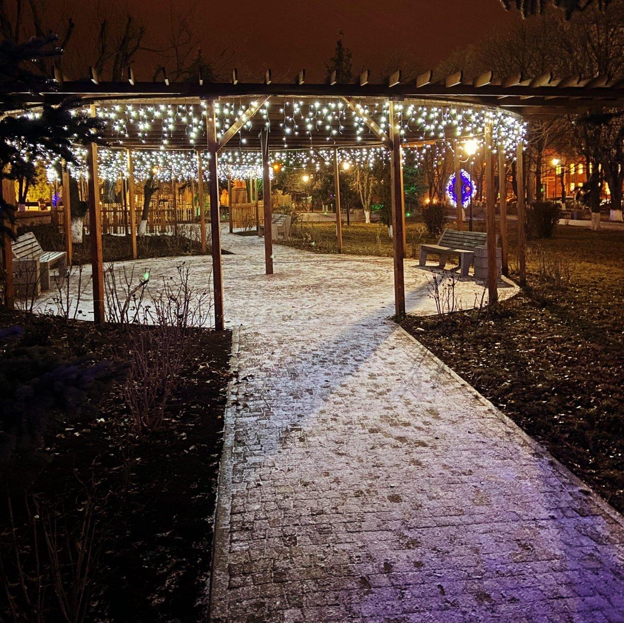 Новошахтинск преобразился к новогодним праздникам , фото-15