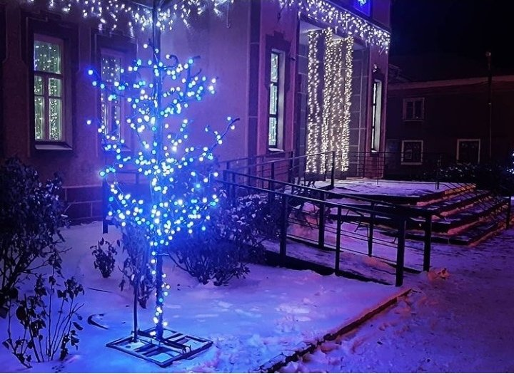 Новошахтинск преобразился к новогодним праздникам , фото-7
