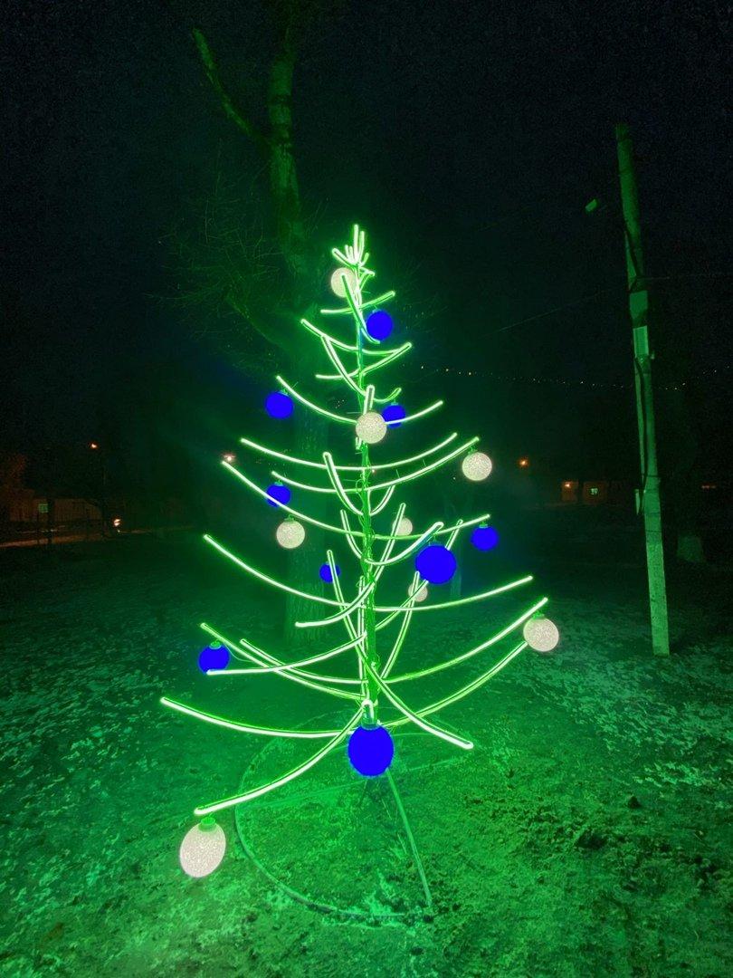 Новошахтинск преобразился к новогодним праздникам , фото-16