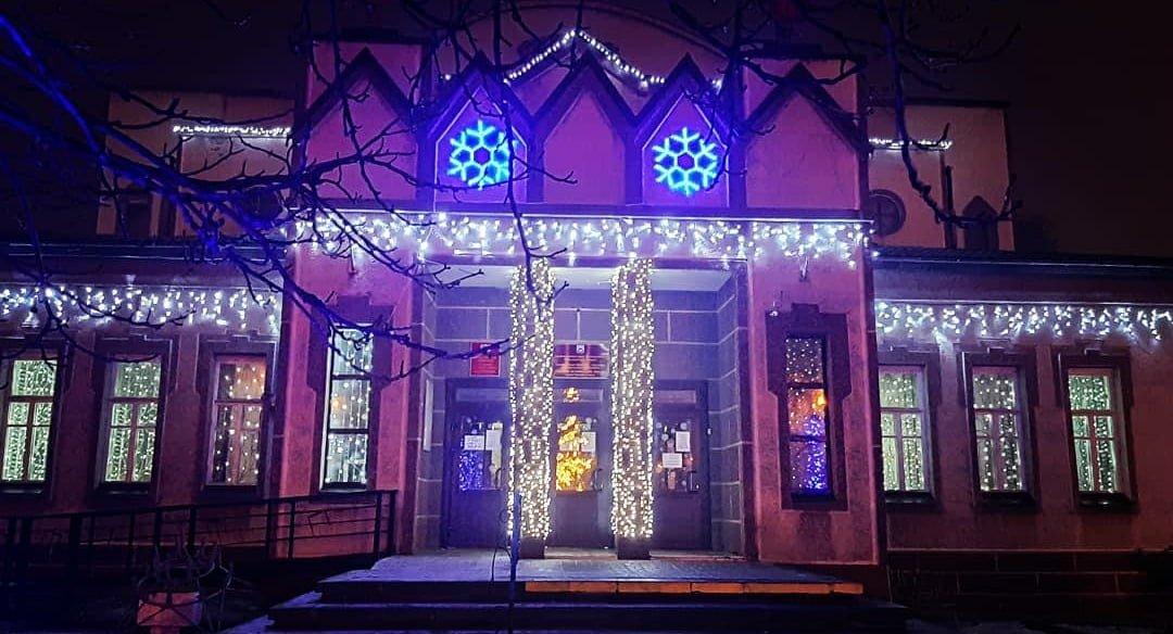 Новошахтинск преобразился к новогодним праздникам , фото-11