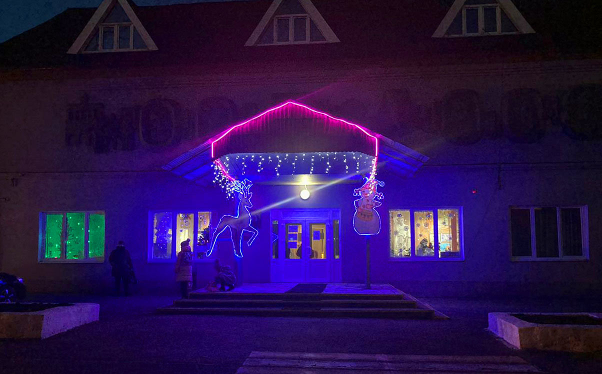 Новошахтинск преобразился к новогодним праздникам , фото-14