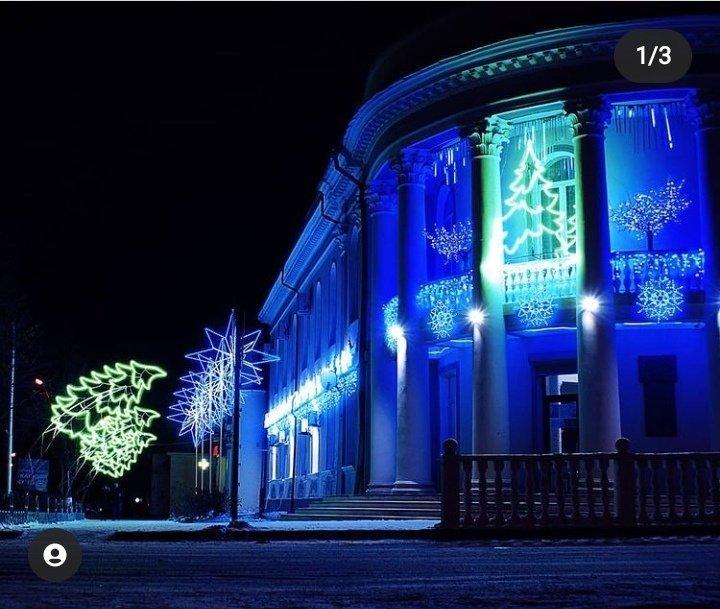Новошахтинск преобразился к новогодним праздникам , фото-13