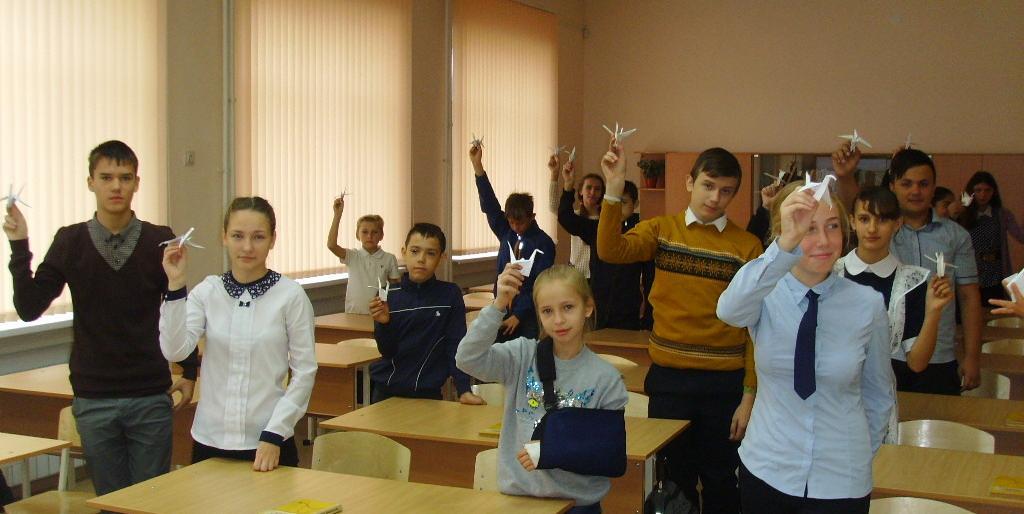«День Белых Журавлей» вМихайлове-Ярцевском